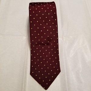 Hathaway vintage 100% silk tie